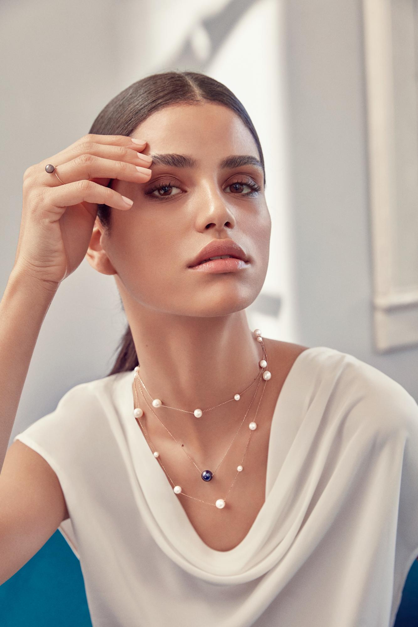 ALTINBAS Pearl Collection Campaign 1