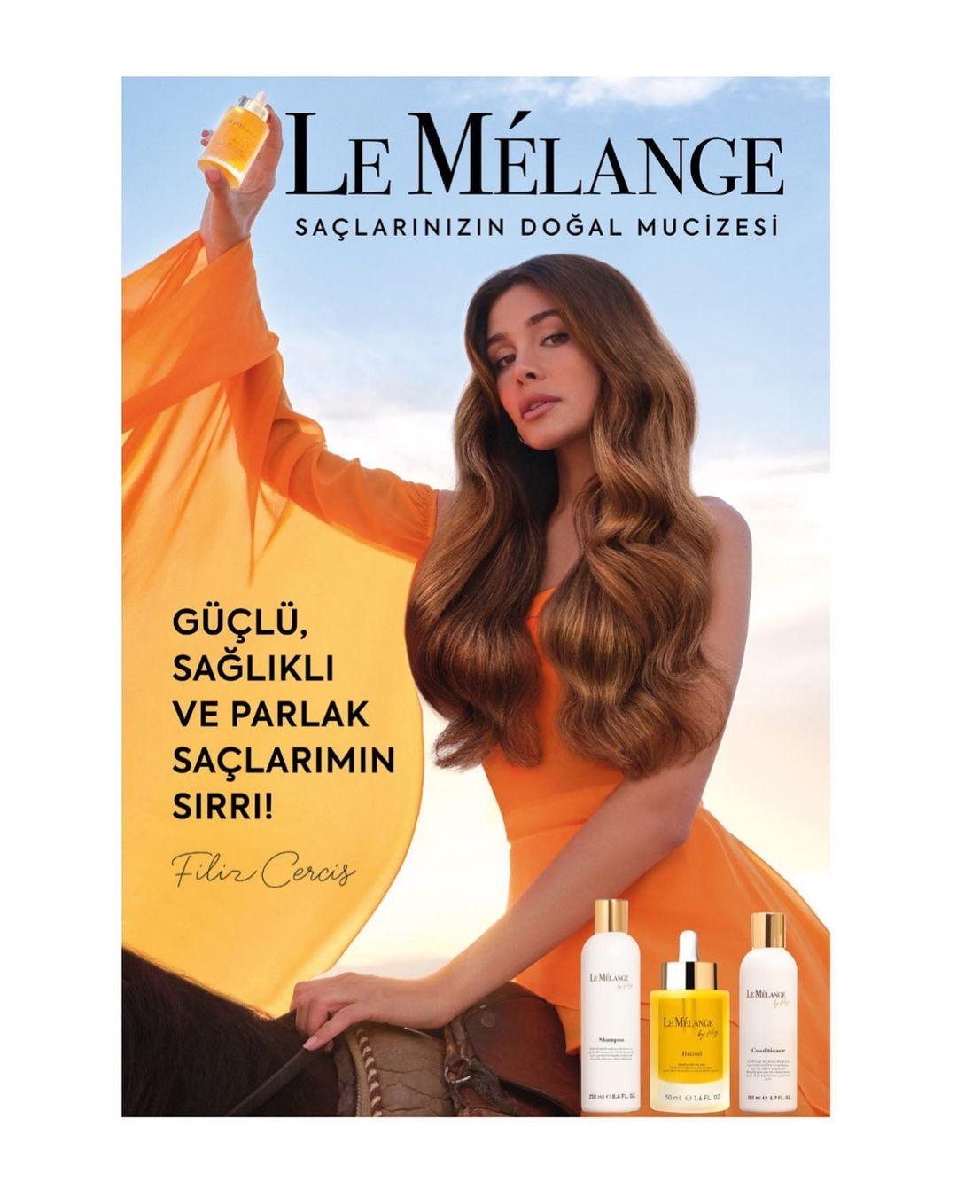 LE MELANGE CAMPAING TURKEY