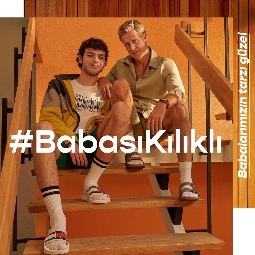 BOYNER #BABASIKILIKLIK